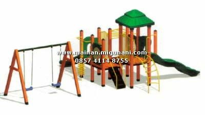 PLAYGROUND DAN WATER BOOM MG 15
