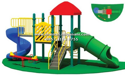 PLAYGROUND DAN WATER BOOM MG 20B