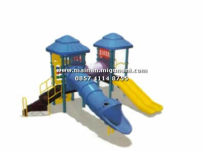 PLAYGROUND DAN WATER BOOM MG 30