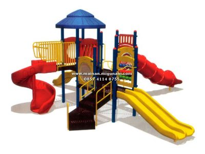 PLAYGROUND DAN WATER BOOM MG 40