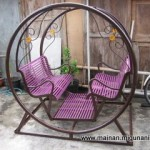 Ayunan bulat ornamen 150x150 MAINAN OUT DOOR