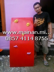 Wallclimbing Yunior Fiber