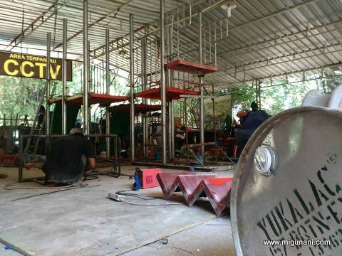 Jual playgound
