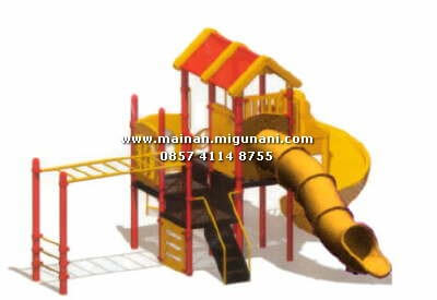 PLAYGROUND DAN WATER BOOM MG 35