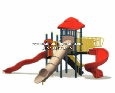 PLAYGROUND DAN WATER BOOM MG 36