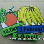 Peraga buah